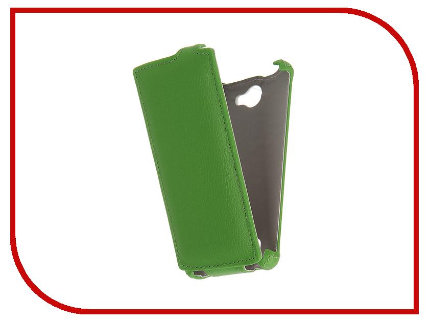 Аксессуар Чехол Tele2 Mini Zibelino Classico Green ZCL-TL2-MINI-GRN<br>