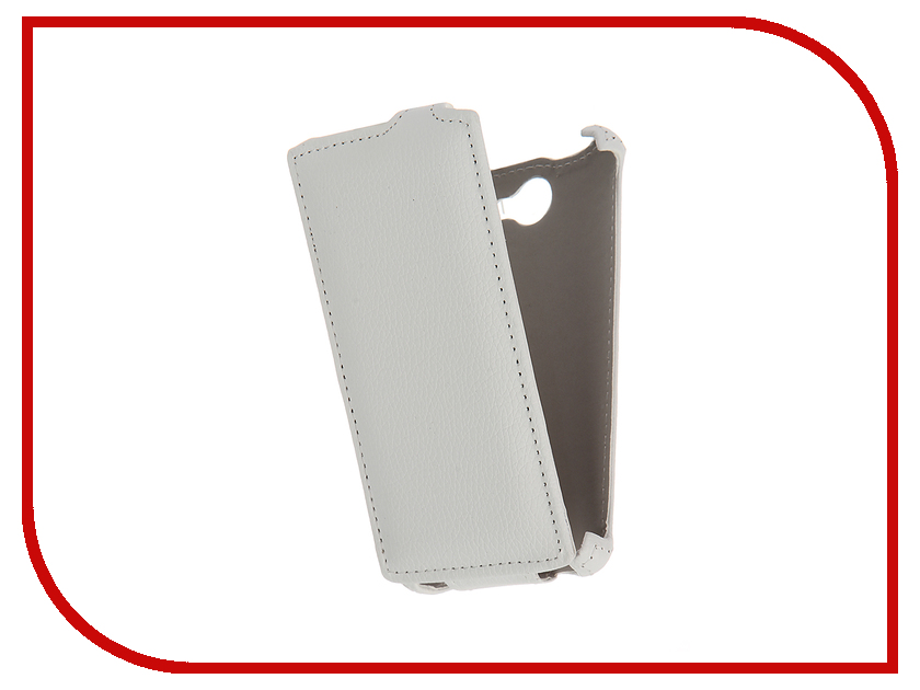 Аксессуар Чехол Tele2 Mini Zibelino Classico White ZCL-TL2-MINI-WHT стоимость