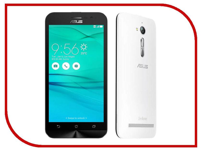 Сотовый телефон ASUS ZenFone Go ZB500KL 16Gb White<br>