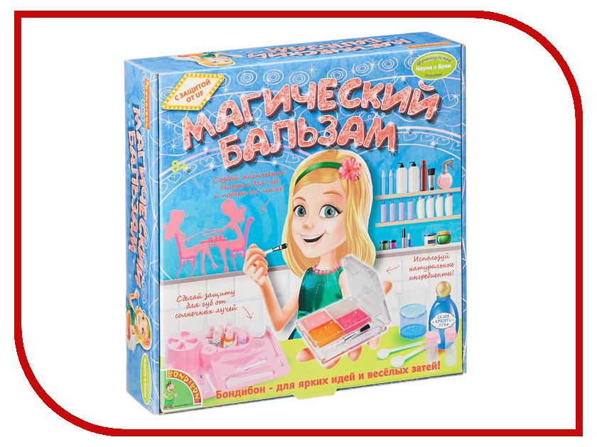 Набор для экспериментов Bondibon Науки с Буки Магический бальзам BB1821