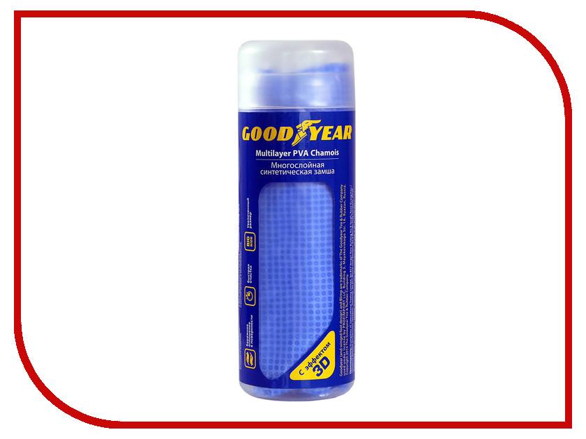 Аксессуар Goodyear Синтетическая замша с тиснением 43х64см GY000002<br>