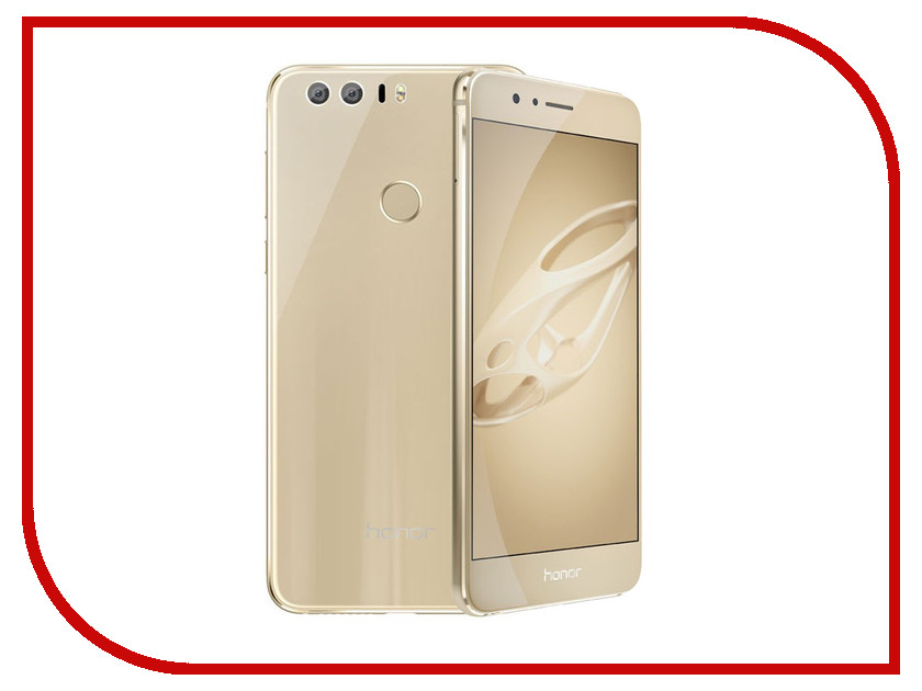 Сотовый телефон Huawei Honor 8 4Gb RAM 64Gb FRD-L19 Gold
