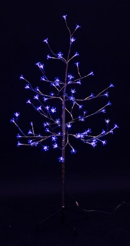 Светящееся украшение Neon-Night Сакура 120cm 531-253