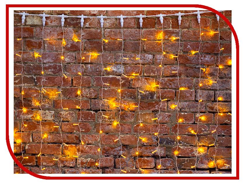 Гирлянда Neon-Nigh Светодиодный Дождь Yellow 235-301-6 гирлянда светодиодная neon night свечение с динамикой светодиодный дождь