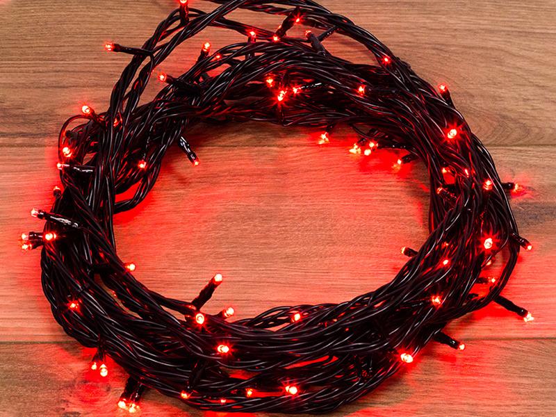 Гирлянда Neon-Night Твинкл Лайт Red 303-132