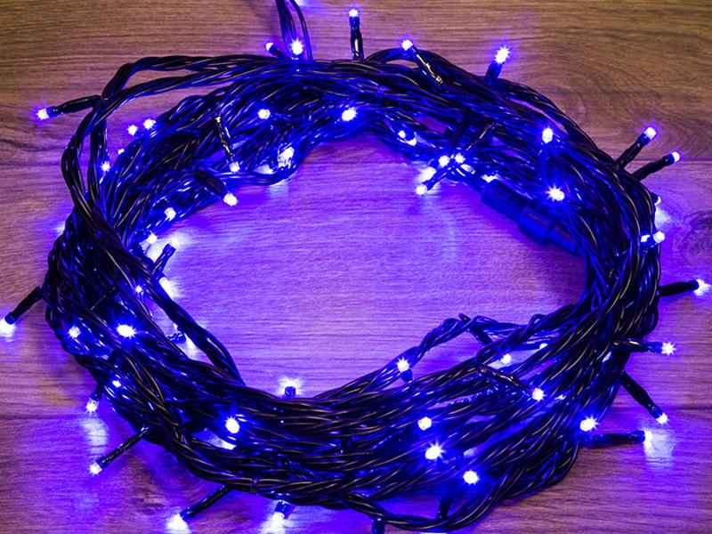 Гирлянда Neon-Night Твинкл Лайт Blue 303-153