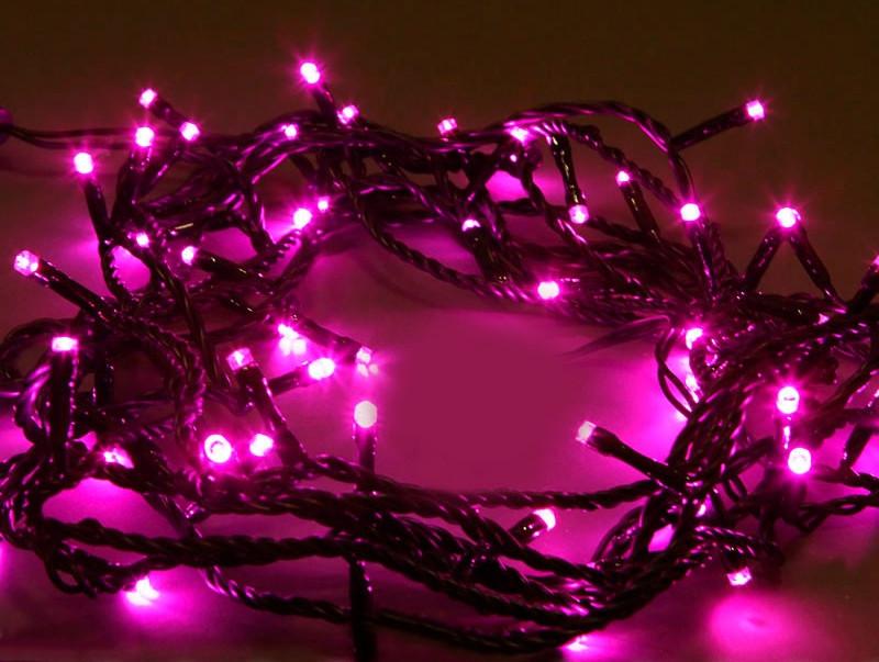 Гирлянда Neon-Night Твинкл Лайт Pink 303-152