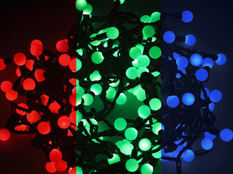 Гирлянда Neon-Night Мультишарики 303-519