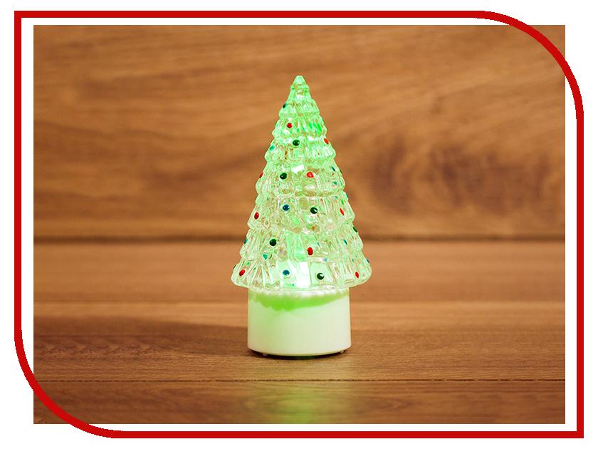 Новогодний сувенир Neon-Night Елочка средняя 501-048