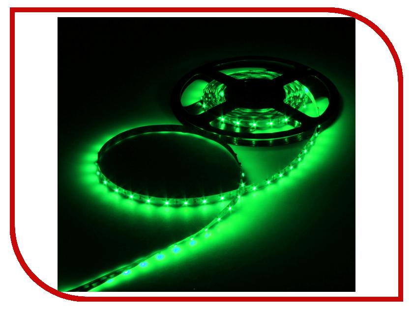 Светодиодная лента Luazon SMD3528 5m IP33 60LED 4.8W LED DC Green 883873