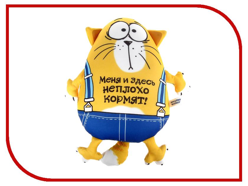 Игрушка антистресс Foshan Лупогазы Angry Burds Chuck Yellow 4735