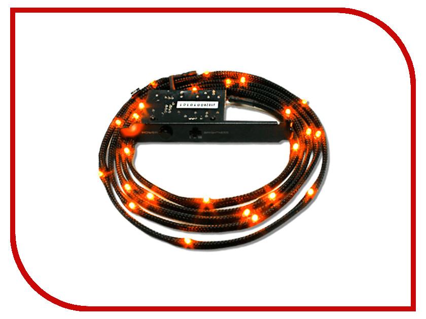 Аксессуар NZXT Sleeved LED Kit 2m Orange CB-LED20-OR<br>