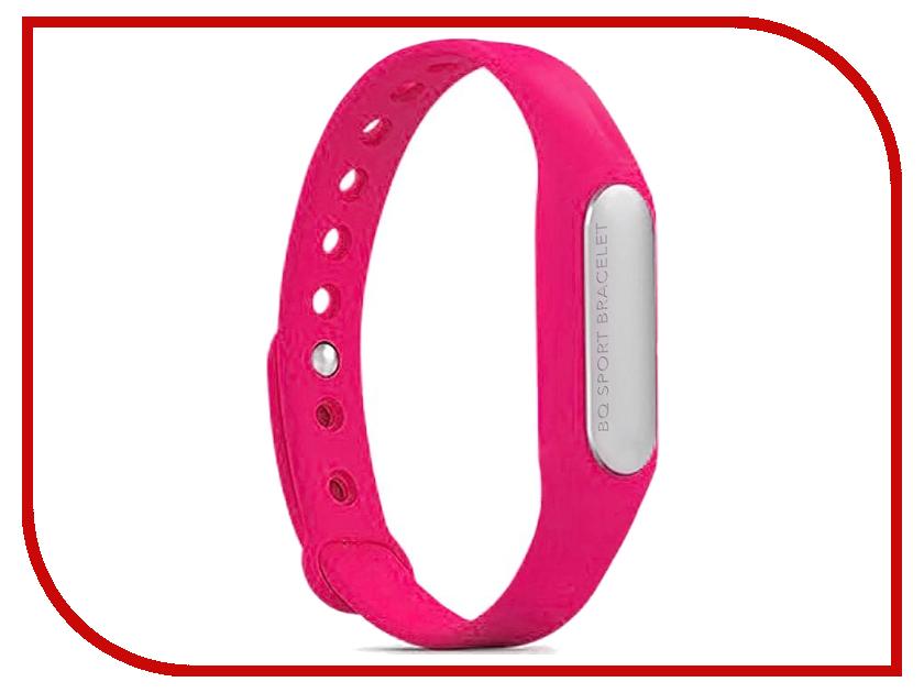 Умный браслет BQ BQ-W009 Pink