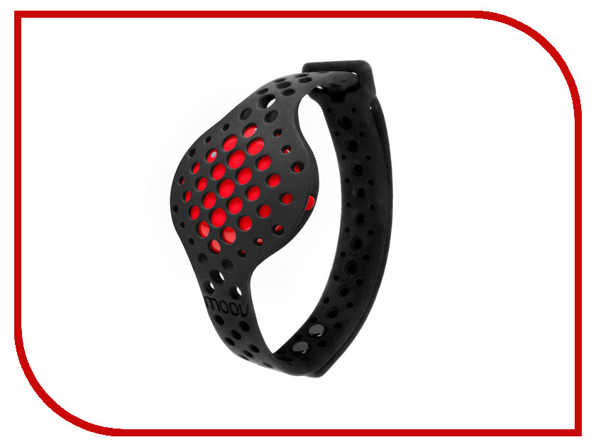 Умный браслет Moov Now Fusion Red<br>