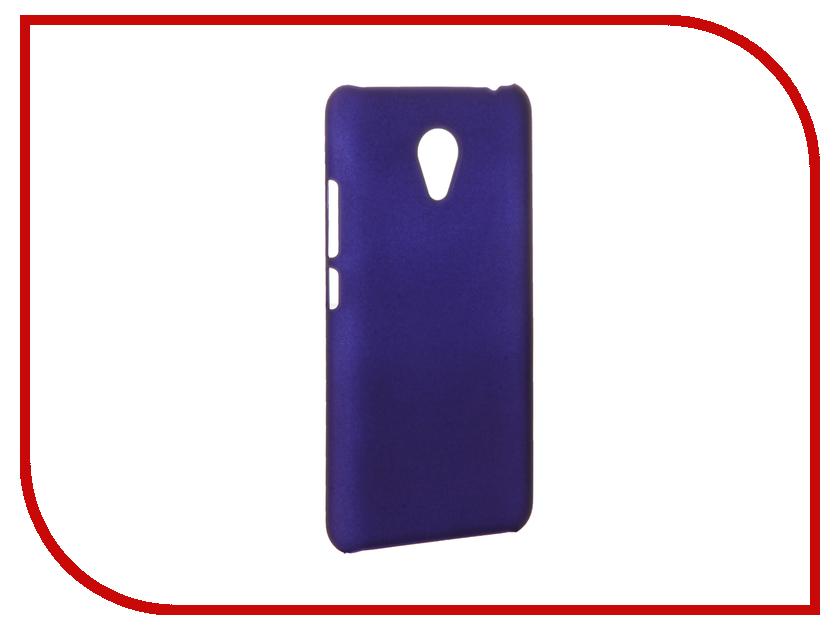 Аксессуар Чехол Meizu M3S Mini Apres Hard Purple