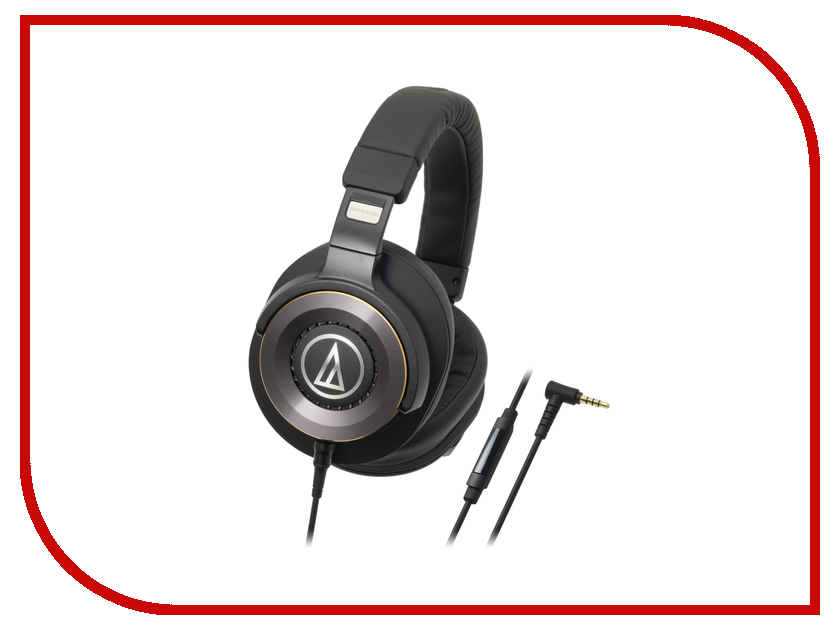Audio-Technica ATH-WS1100iS audio technica ath ls50is 15119537 внутриканальные наушники red