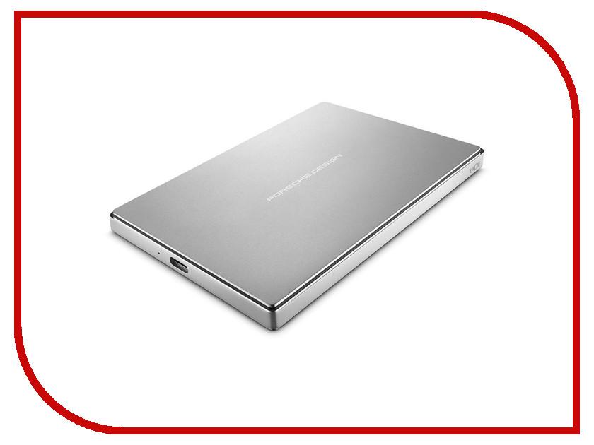 Жесткий диск LaCie Porsche Design Mobile 2Tb STFD2000400 внешний жесткий диск lacie 9000304 silver
