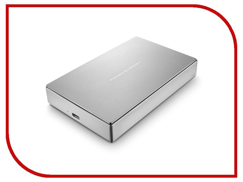 Жесткий диск LaCie Porshe Design 4Tb STFD4000400 внешний жесткий диск lacie stfd4000400 4тб porsche design stfd4000400
