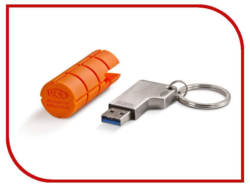 USB Flash Drive 32Gb - LaCie RuggedKey 9000147<br>