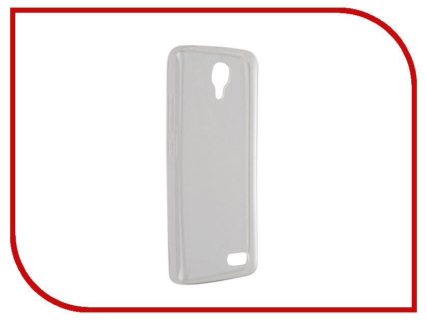 Аксессуар Чехол-накладка BQ BQS-4560 Golf Gecko White S-G-BQS4560-WH