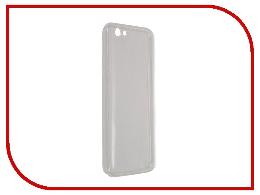 Аксессуар Чехол-накладка BQ BQS-5505 Amsterdam Gecko White S-G-BQS5505-WH