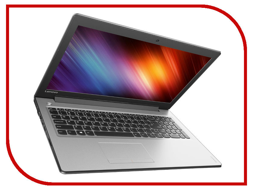 Ноутбук Lenovo IdeaPad 310-15ISK 80SM018KRK (Intel Core i3-6100U 2.3 GHz/4096Mb/500Gb/No ODD/nVidia GeForce 920MX 2048Mb/Wi-Fi/Bluetooth/Cam/15.6/1366x768/DOS)