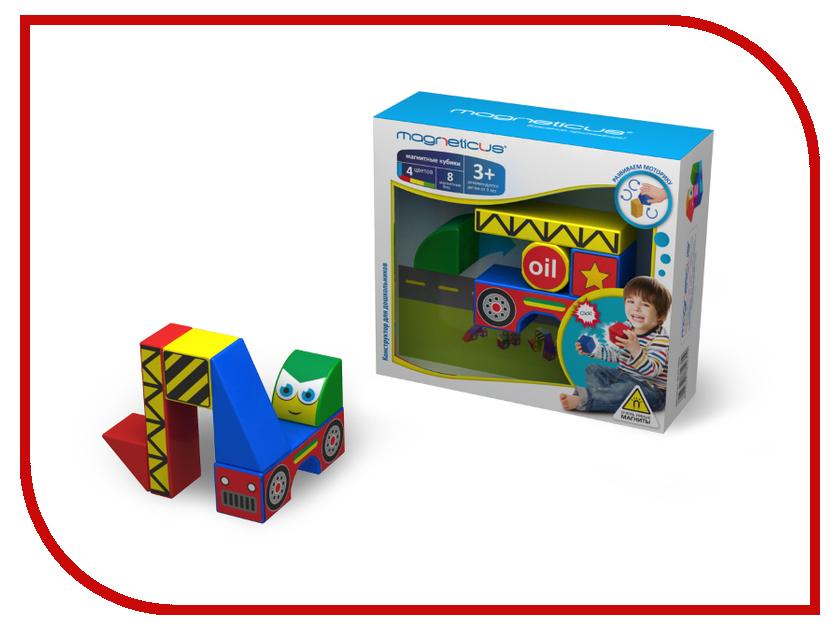 Игрушка Magneticus Кубики - техника BLO-001-2<br>