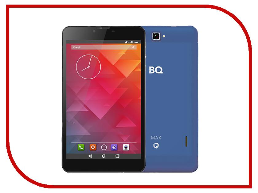 Планшет BQ BQ-7010G MAX 3G Dark Blue (Spreadtrum SC7730 1.2 GHz/512Mb/8Gb/Wi-Fi/Cam/7.0/1280x800/Android)