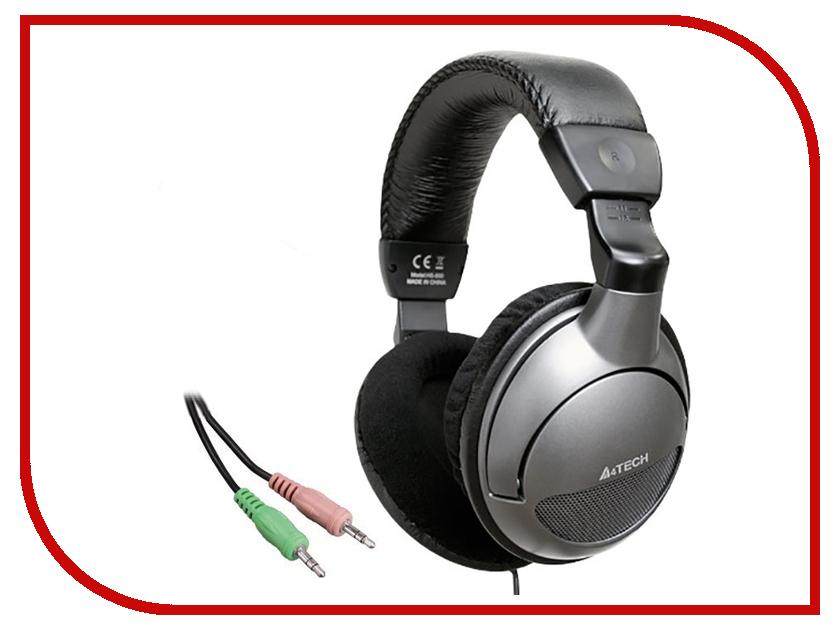 A4Tech HS-800 a4tech hs 30 black