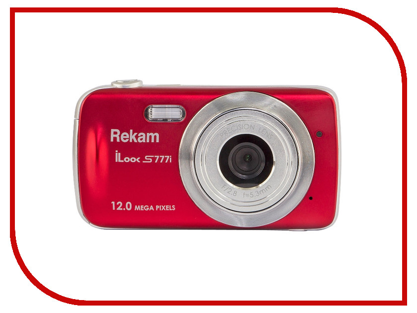 Фотоаппарат Rekam iLook S777i<br>