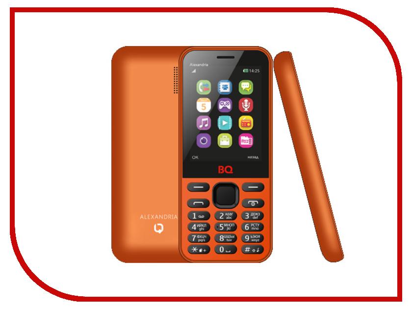 Сотовый телефон BQ BQM-2800 Alexandria Orange