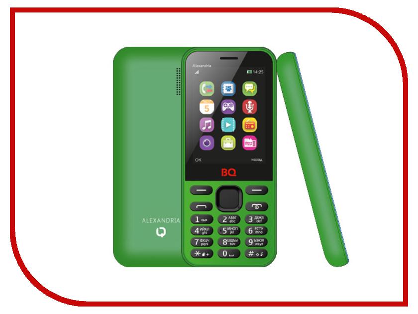 Сотовый телефон BQ BQM-2800 Alexandria Green
