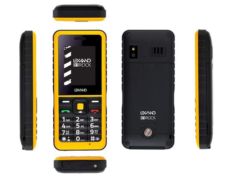 Сотовый телефон Lexand R1 Rock
