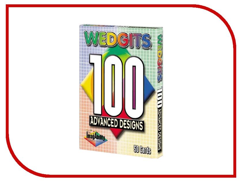 Игрушка Wedgits Advanced Design Cards для Imagination Set, Starter Set и Deluxe 300033<br>