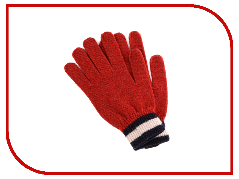 Теплые перчатки для сенсорных дисплеев iGloves V23 р.UNI Red-Navy перчатки eleganzza is01433 navy