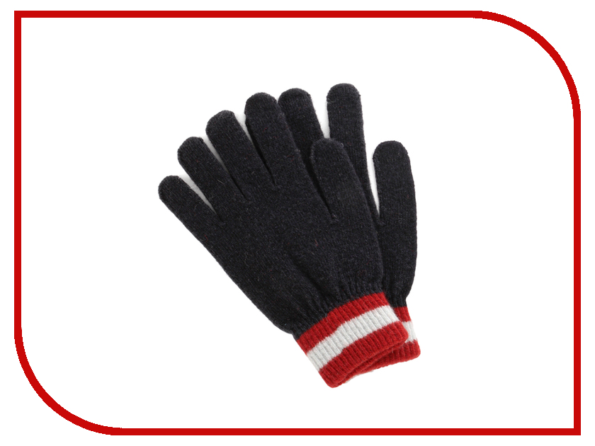 Теплые перчатки для сенсорных дисплеев iGloves V22 Navy-Red<br>