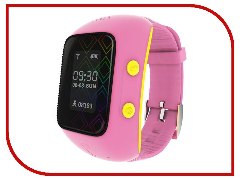 Умные часы MyRope R12 Pink<br>
