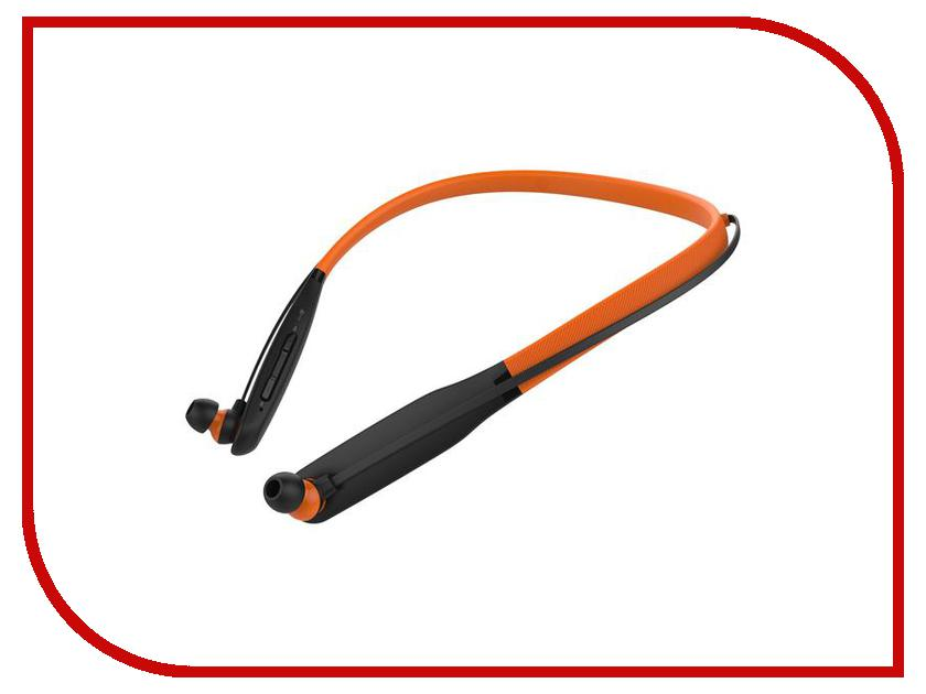 Гарнитура Motorola Verve Rider + Black-Orange<br>