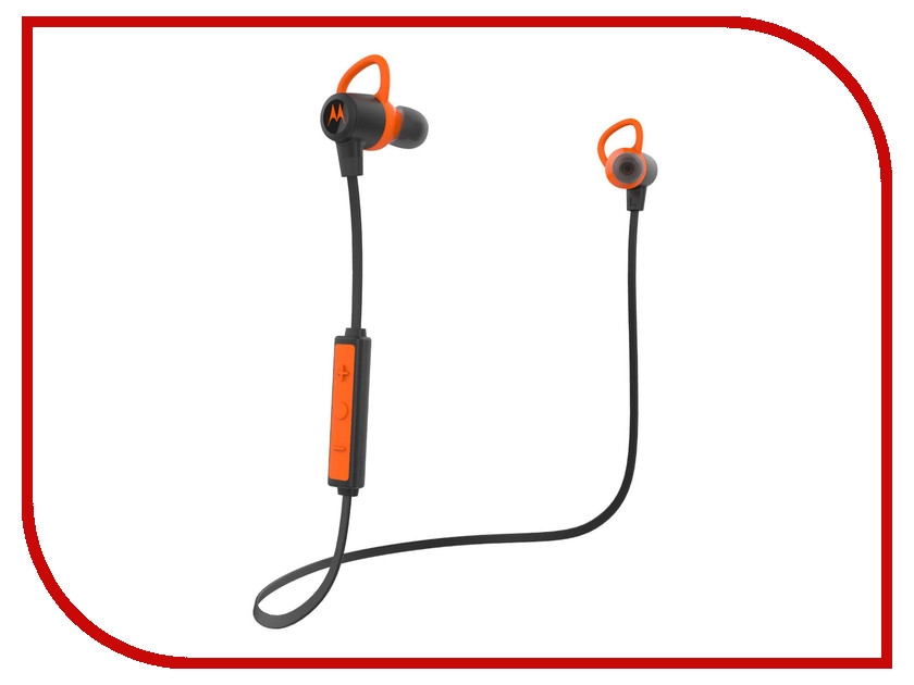 Motorola Verve Loop + Black-Orange смартфоны motorola motorola c xt1754 black