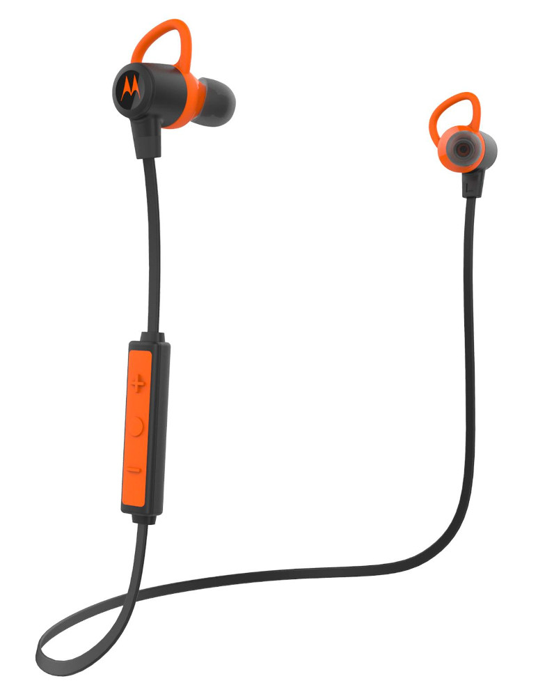 Motorola Verve Loop + Black-Orange