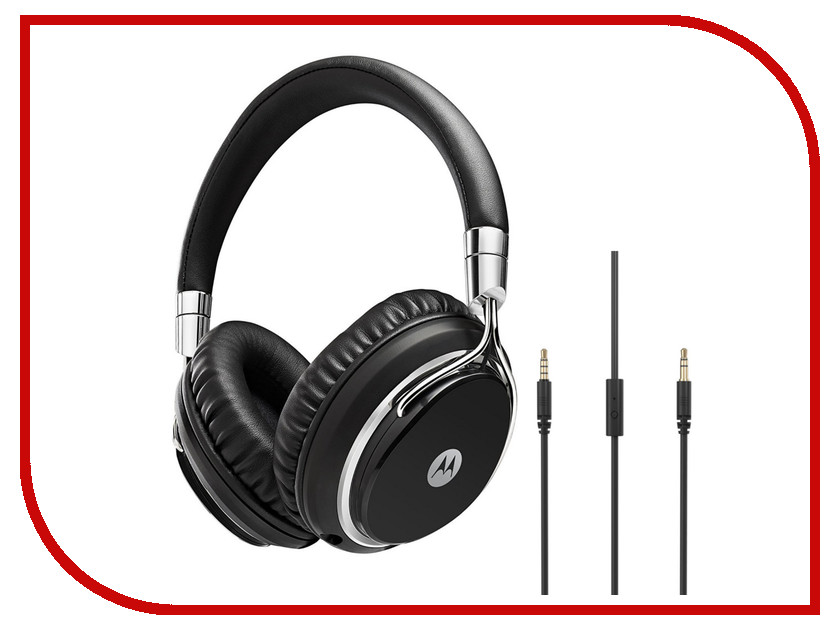 Наушники Motorola Pulse M Series Wired Black<br>