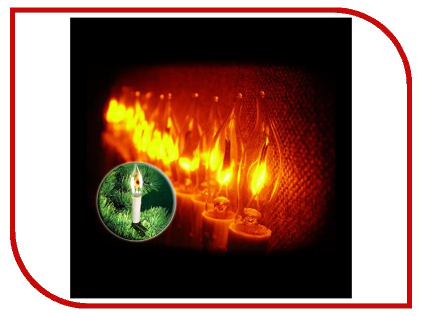 Гирлянда SnowHouse Мерцающие свечи IE12-04016<br>