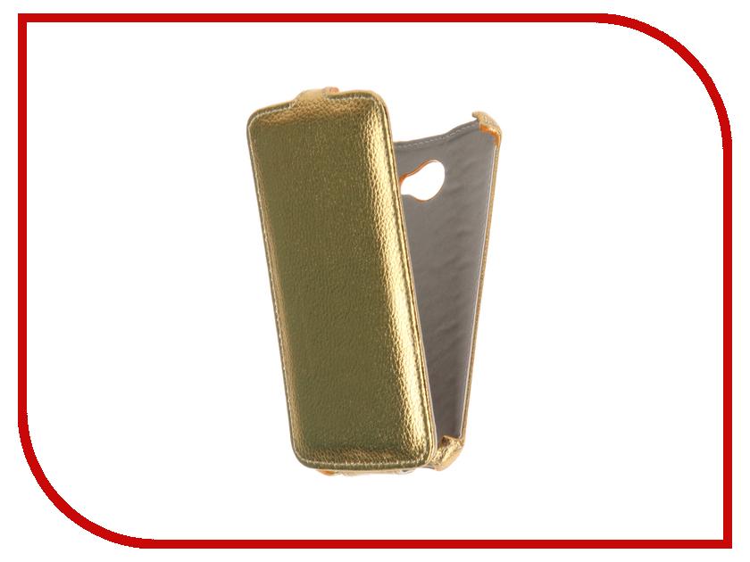 Аксессуар Чехол LG K5 Zibelino Classico Gold ZCL-LG-K5-GLD<br>