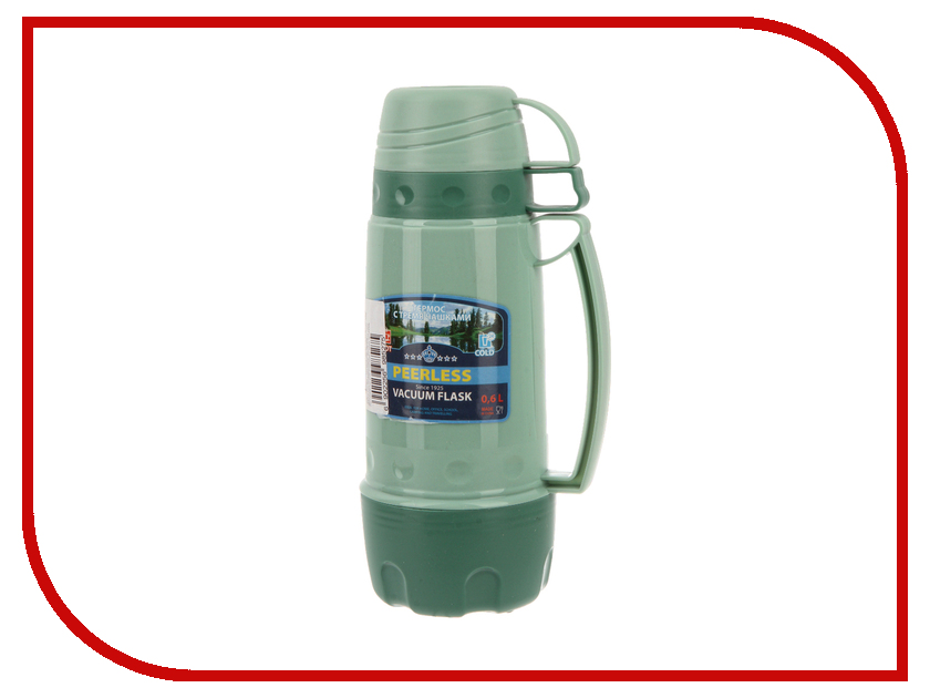 Термос Peerless PEE 060 600ml Green