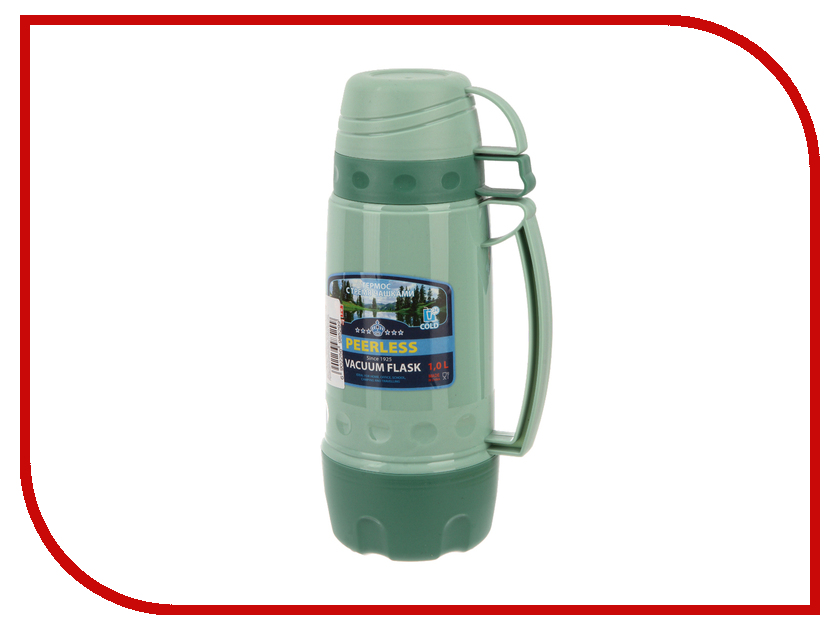 Термос Peerless PEE 100 1L Green<br>