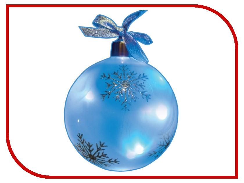 Новогодний сувенир SnowHouse Светящийся шар LBFG1-10B-2 шар светящийся bumbum