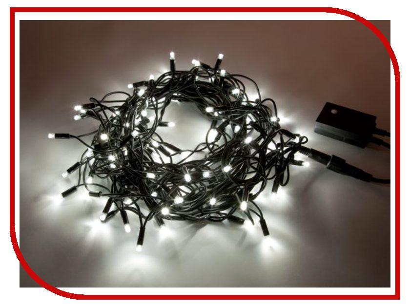 Гирлянда Новогодняя Сказка 100 LED White 971598