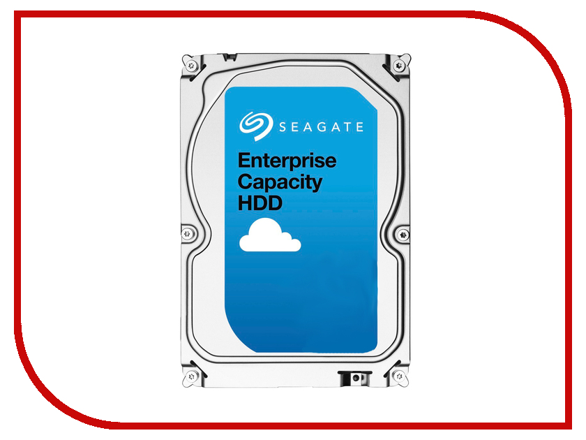Жесткий диск 1Tb - Seagate Enterprise ST1000NM0045 жесткий диск 5tb seagate enterprise capacity 3 5 hdd st5000nm0024