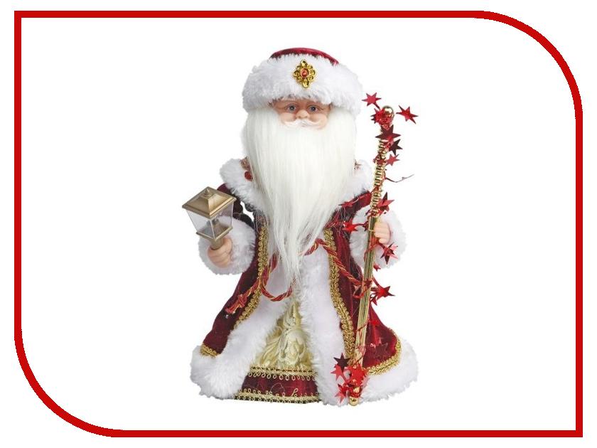 Игрушка Новогодняя Сказка Дед Мороз Red 972605