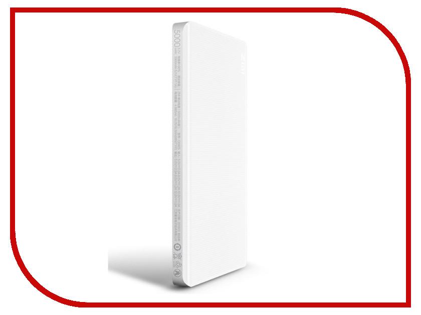 Аккумулятор Xiaomi Mi ZMI 5000 mAh QB805 White<br>